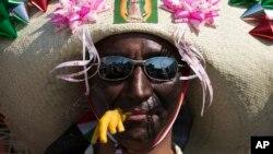 Estados Unidos recuerda la victoria mexicana sobre los franceses durante el tradicional 'Cinco de mayo'.