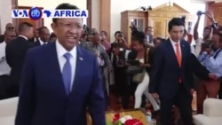Madagascar: Perezida Watowe Andry Rajoelina Yashyikirijwe Ubutegetsi