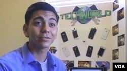 [구석구석 미국이야기] 맞춤형 iPhone 제작사 18살 사장님