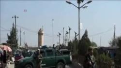 阿富汗美軍基地疑遭自殺炸彈襲擊