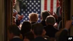 پرزیدنت ترامپ ساعت ۹ سه شنبه شب در کنگره سخنرانی می کند.