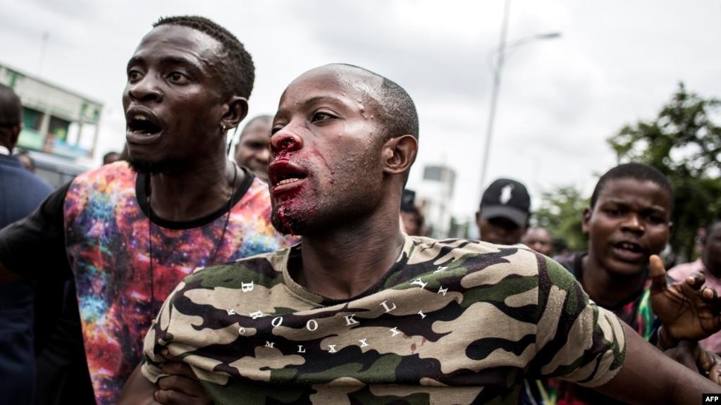 R.D.Congo : Violente répression après une messe de Mgr Mosengwo en homage aux martyrs du 31 décembre 2017