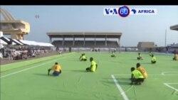 Manchetes Africanas 23 Março 2016: Futebol em patins ganha popularidade