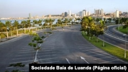 Angola Baía de Luanda