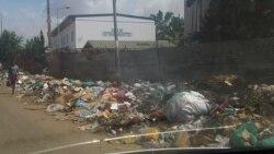Lixo em Luanda