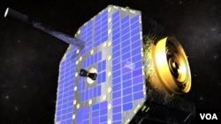 El IBEX es el último de la serie de aparatos de bajo costo que la NASA ha enviado al espacio.