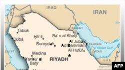 پلیس عربستان از کشف یک انبار بزرگ اسلحه در نزدیکی ریاض خبر داد
