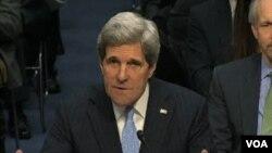 ທ່ານ John Kerry
