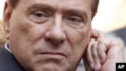Cựu Thủ tướng Ý Silvio Berlusconi.