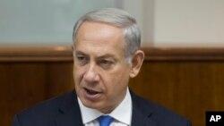 Benjamin Netanyahu a réaffirmé que l'Etat hébreu ne permettrait jamais à l'Iran de se doter de l'arme nucléaire