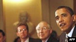Поручение президента Обамы членам кабинета министров