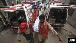 У Карачі не припиняється хвиля насильства