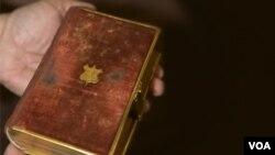 La Biblia inaugural de Lincoln