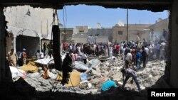 Raqqa viloyati, 10-avgust, 2013