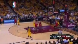 НБА: Кливленд прв финалист