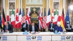 ျမန္မာ့အေရး ျပတ္သားစြာလုပ္ေဆာင္ဖို႔ G-7 ကို SAC-M ေတာင္းဆို
