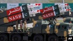 میزائیل نصر ساخت پاکستان