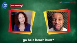 English in a Minute: Beach Bum