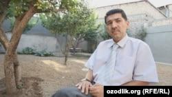 Bloger Hayotxon Nasriddinov iqtisodiy vaziyat haqidagi sharhlari bilan tanilgan