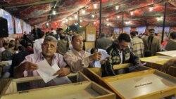 مصر انتقاد آمریکا از برگزاری انتخابات در کشور را رد می کند
