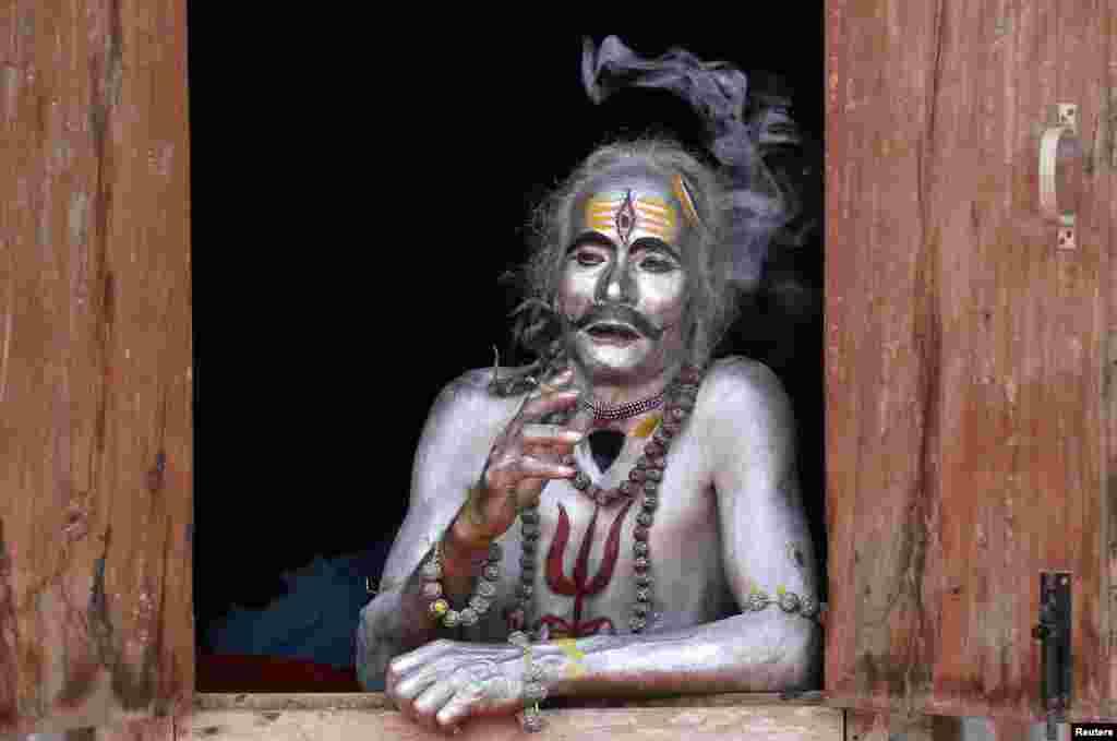Hindistan - Hinduların Qajan mərasimi