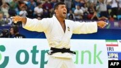 ایرانی کھلاڑی سعید مولائی