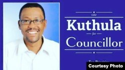 Kuthula Matshazi's campaign was based on various issues like wellness, housing and food security. (Courtesy Photo)