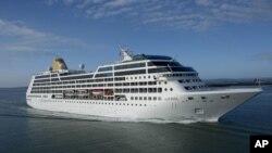 Kapal pesiar milik Carnival, Adonia, akan membuka layanan wisata ke Havana, Kuba (foto: dok).