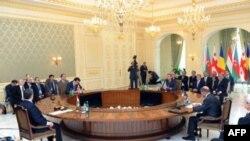 Azərbaycan, Gürcüstan, Rumıniya və Macarıstan qaz layihəsinə dair Bakı bəyannaməsi imzalayıb