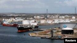 تانکر های نفت ونزوئلا - آرشیو