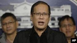 菲律宾总统阿基诺(资料照片)