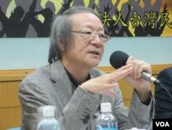 台湾前国策顾问金恒炜
