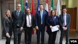 Predstavnici EU, Vijeća Evrope, Ministarstva za ljudska prava i izbjeglice BiH, lokalnih općina i romskih udruženja