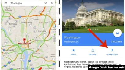 Google Maps Tool Lets Users Share Their Location with Friends on