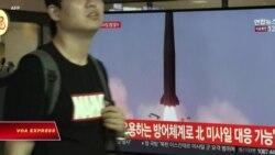 Hội đồng Bảo an sắp họp kín về vấn đề hạt nhân Triều Tiên