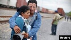 Según ACNUR, la gran mayoría de quienes huyen de los países centroamericanos buscan protección en Belice, México y en Estados Unidos