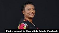Magda Nely Robalo, Alta Comissária de Luta contra COVID-19