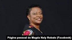 Magda Nely Robalo, ex-ministra da Saúde da Guiné-Bissau