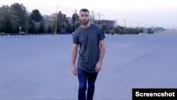 تصویر توماج صالحی در موزیک ویدیو «سوراخ موش»