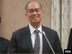 台灣外交部長李大維