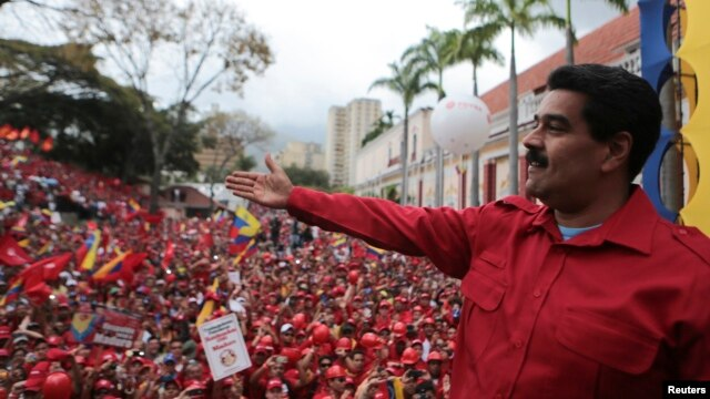 El presidente de Venezuela, Nicolás Maduro, recibió el apoyo de otros mandatarios de izquierda en la región, como Ecuador y Bolivia, mientras que Perú y México hicieron un llamado al diálogo.