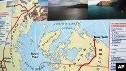 白令海峽海底隧道計劃