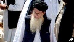 مولانا صوفی محمد طویل عرصے سے بیمار تھے۔