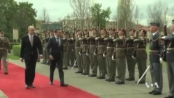 NATO Warns Russia to Pull Back in Ukraine