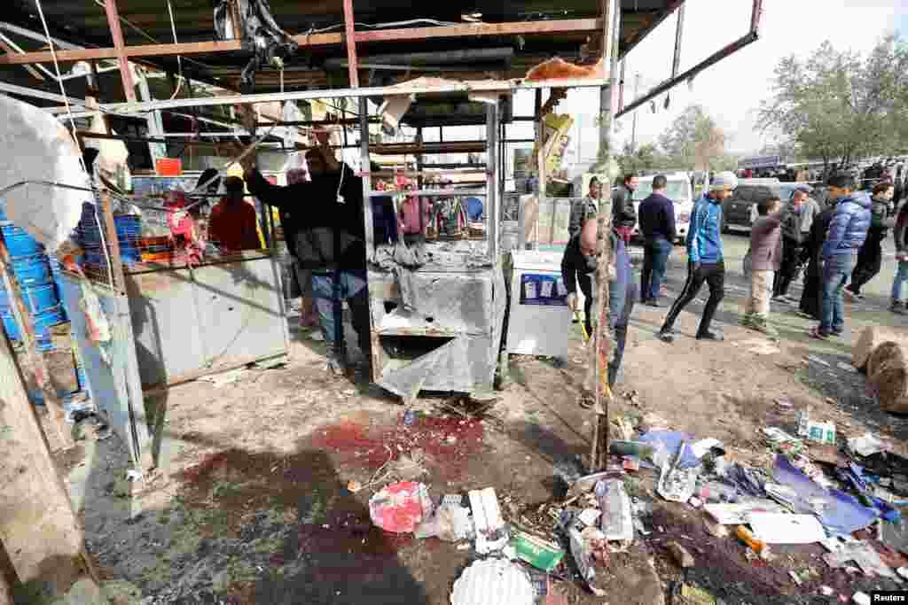 دسمبر 2016 عراق میں جانی نقصان کی تعداد اس سے قبل کے مہینوں کے مقابلے میں کم رہی، اگرچہ آخری مہینے میں بم حملوں میں اضافہ دیکھا گیا۔