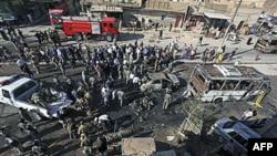 Irak'taki Bombalı Saldırılarda 21 Kişi Öldü