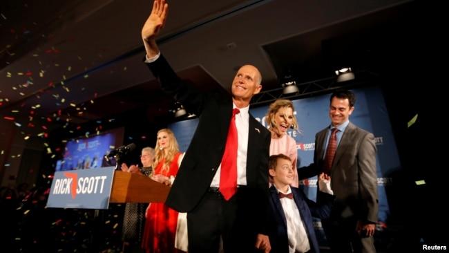中期选举过后,两党聚焦2020