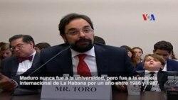 Experto en Venezuela advierte sobre influencia cubana en régimen de Maduro