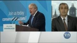 Ефект Бориса Джонсона: наслідки для Брекзиту, США та України. Відео