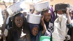 U.S. Aid To Somalia